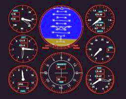 Mobile Avionics Dashboard