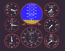 Avionics Dashboard Demo